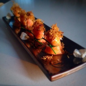 Sushi stile